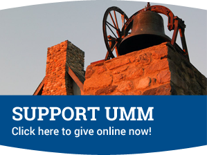 Support UMM - Click here to give online now!